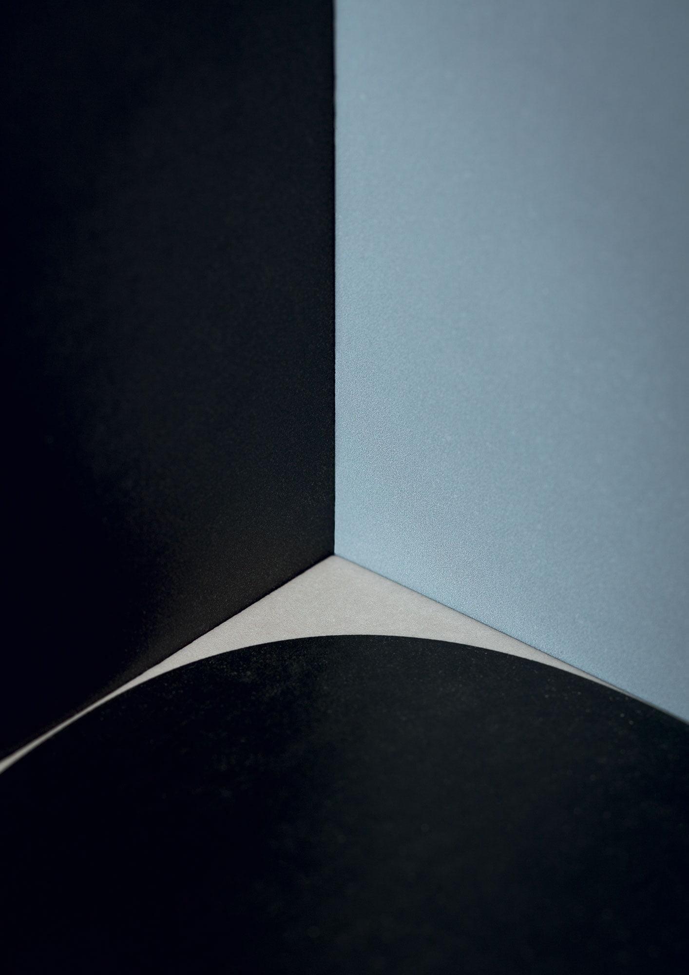"""Futura Black - Futura Blue - Futura Drop Black 15x15 6""""x6"""""""