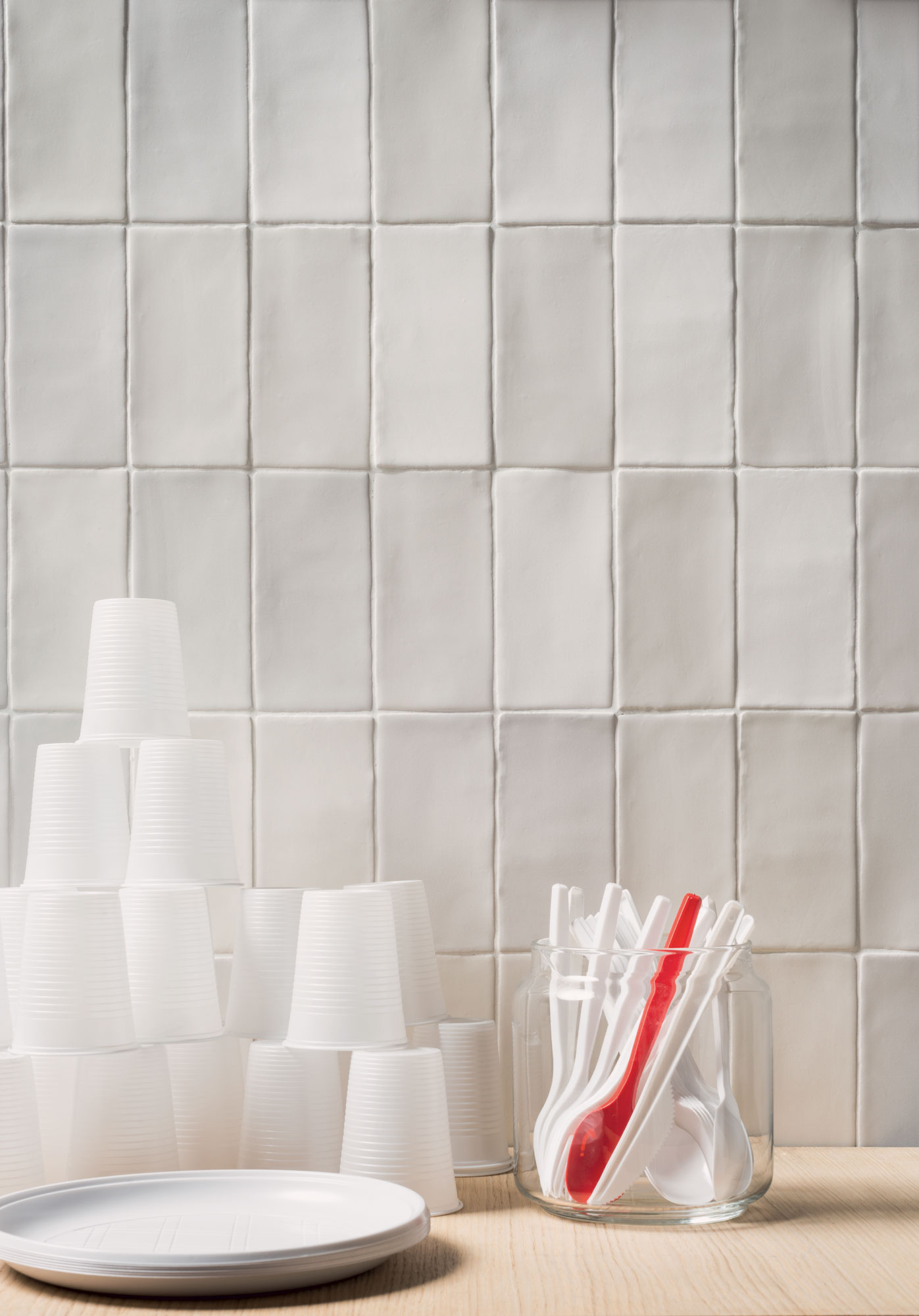 """Wall Hops Matte Bianco 7,5x15 3""""x6"""""""