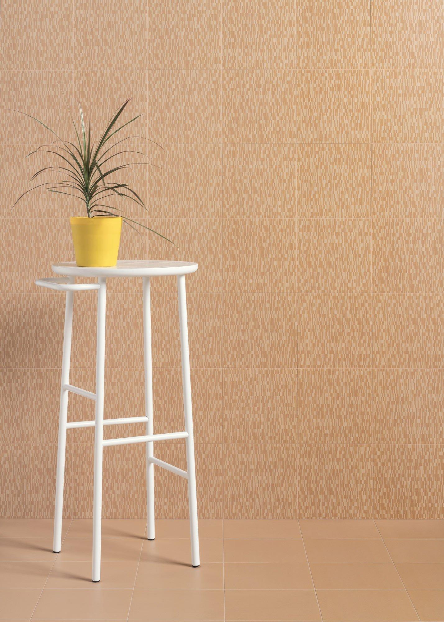 "Wall Sunday Tessellate Terra 20x20 8""x8"" - Floor Sunday Terra 20x20 8""x8"""