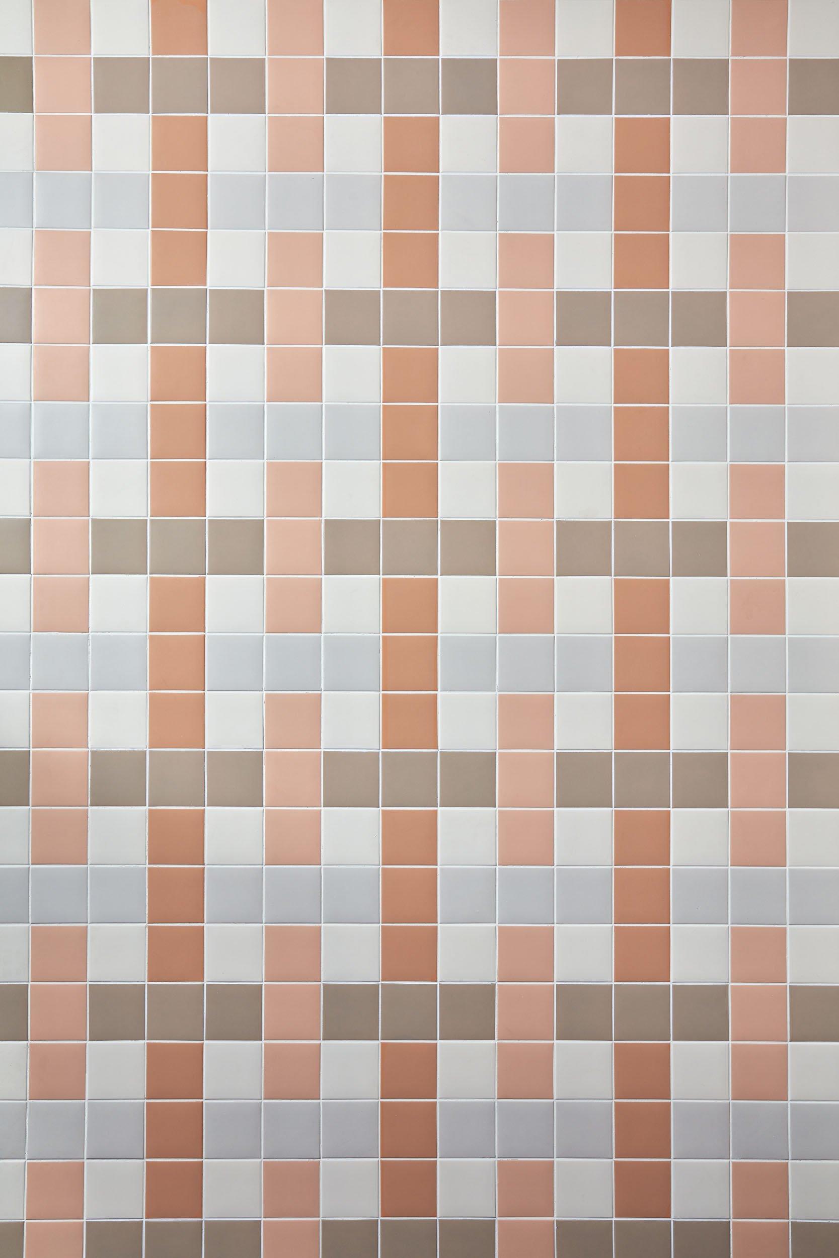 """Pixel41 11,55x11,55 5""""x5"""", 11 Powder - 12 Terra - 20 Almond - 22 Pearl - 24 Mud"""