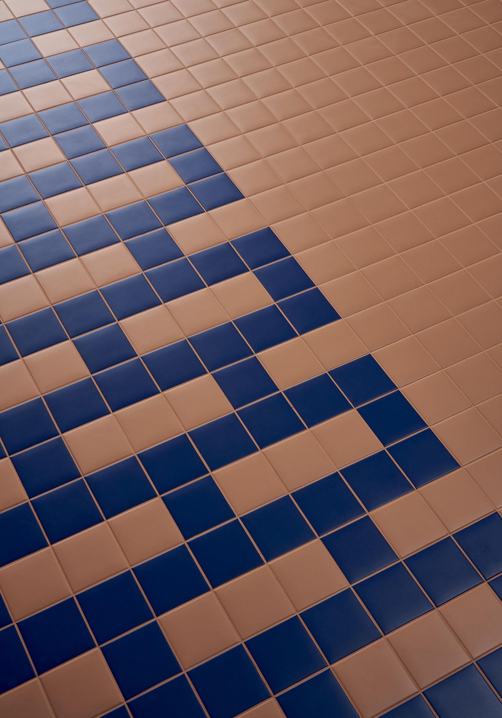"""Pixel41 11,55x11,55 5""""x5"""", 12 Terra - 28 Ocean"""