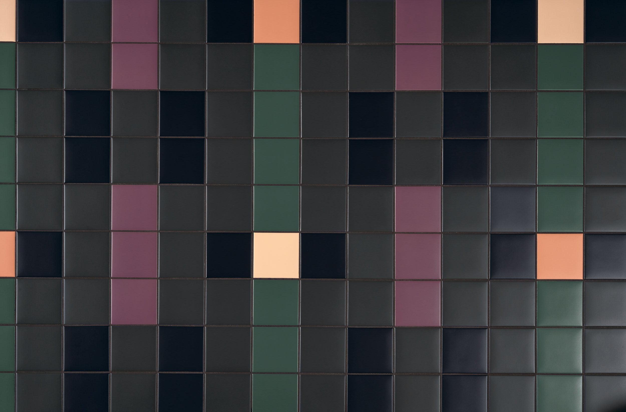 "Pixel41 11,55x11,55 5""x5"", 06 Violet - 09 Blush - 11 Powder - 25 Black - 26 Antrax - 37 Military"